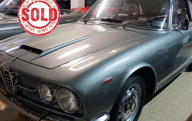 Alfa Romeo 2600 Sprint 1965